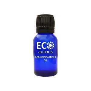 100% Natural Aphrodisiac Blend Aromatherapy Essential Oil For Relaxation And Tranquility (0.33 Oz, 10 Ml)