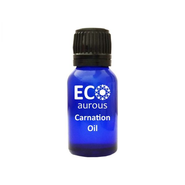 Buy Carnation Oil 100% Natural Organic Clove Pink Essential Oil Online - Eco Aurous
