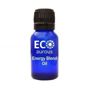 Buy Energy Essential Oil Blend 100% Natural - Perfect For Aromatherapy Online - Eco Aurous