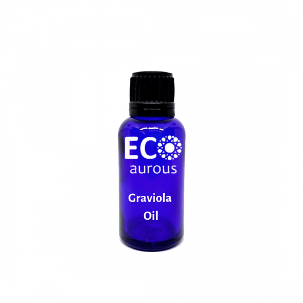 Buy Organic Soursop (Graviola) Oil 100% Natural For Skin and Hair Online - Eco Aurous