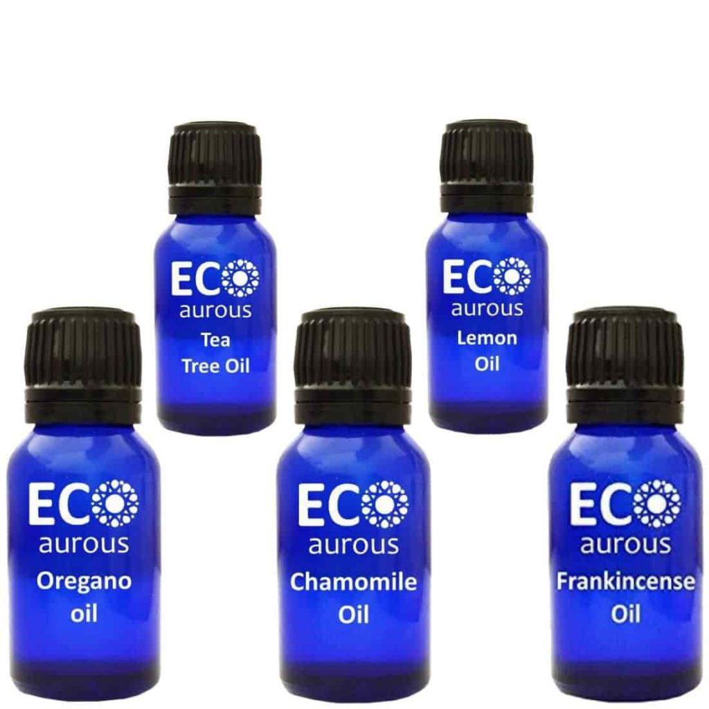 Buy Eco Aurous Boost Your Immunity Essential Oils Pack Online - Eco Aurous