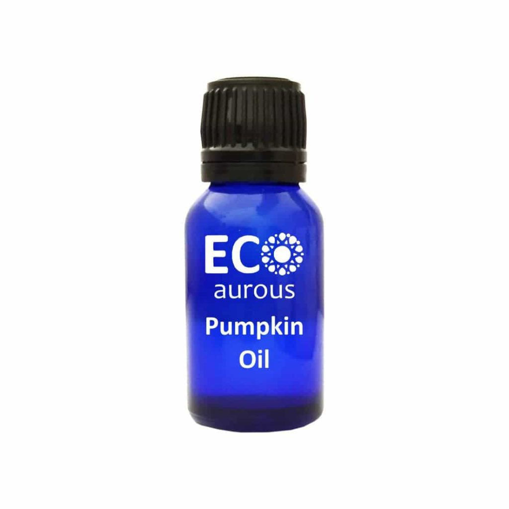 Buy Organic Pumpkin Oil 100% Natural For Hair Growth and Skin Online - Eco Aurous