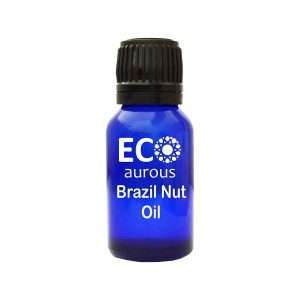 Buy Organic Cold Pressed Brazil Nut Oil 100% Natural For Hair and Skin Online - Eco Aurous