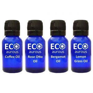 Buy Energizing Essential Oils Set for Diffuser and Massage By Eco Aurous - Eco Aurous