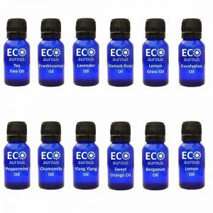 Buy Organic Aromatherapy Essential Oils Set Kit ( 12X10ml(0.33 oz) Pure & Natural Online