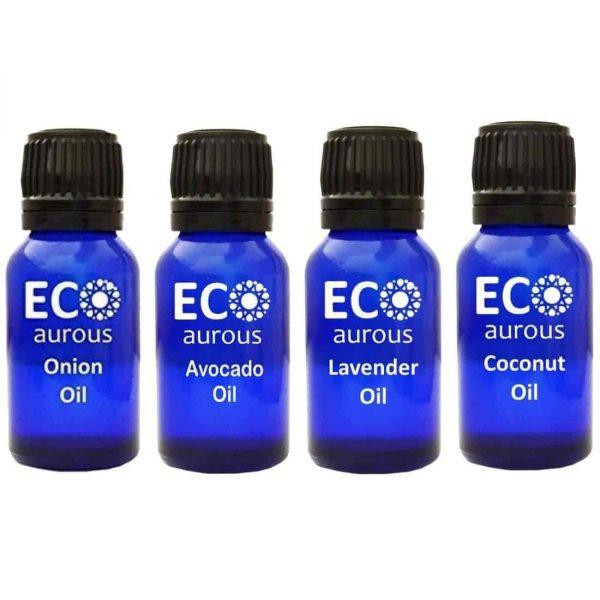 Buy Essential Oils Set For Hair Online By Eco Aurous - Eco Aurous