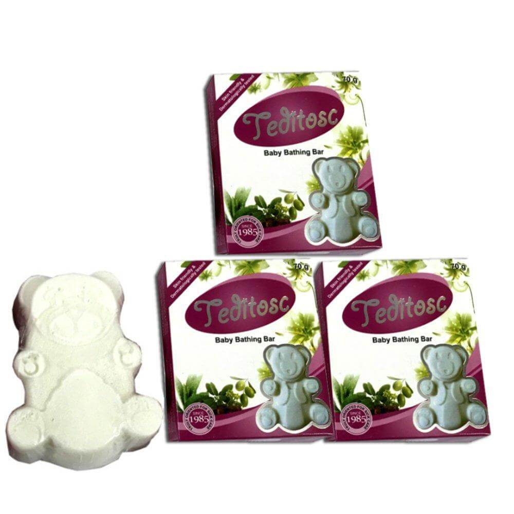 Baby Bathing Bar Soap With Shea Butter By Eco Aurous - Eco Aurous