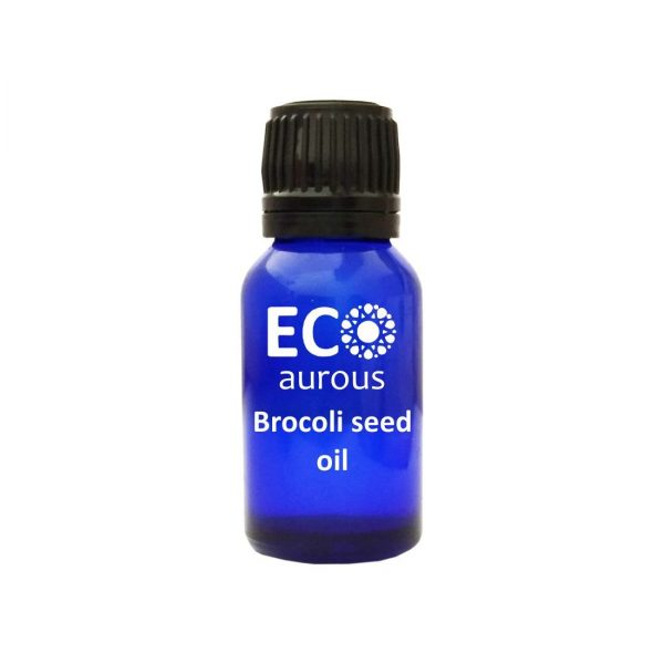 Buy Broccoli Seed Essential Oil 100% Natural for Hair and Skin Online - Eco Aurous