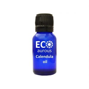Buy Calendula Essential Oil 100% Natural & Organic For Skin, Acne Online - Eco Aurous