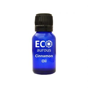 Buy Cinnamon Essential Oil 100% Natural & Organic For Massage Online - Eco Aurous