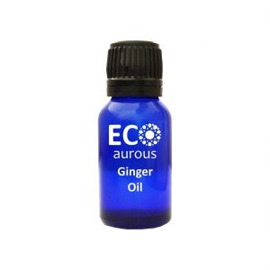 Buy Ginger Essential Oil 100% Natural & Organic For Hair Growth Online - Eco Aurous
