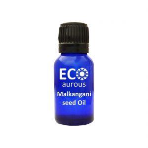 Buy Organic Malkangni Essential Oil 100% Natural Skin & Hair Online - Eco Aurous