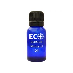 Buy Mustard Oil 100% Natural & Organic For Hair, Skin Online By Eco Aurous