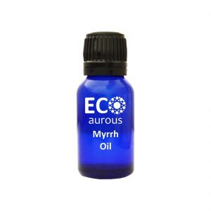 Buy Organic Myrrh Essential Oil 100% Natural For Skin, Hair Online - Eco Aurous