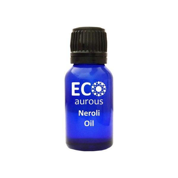 Buy Neroli Essential Oil 100% Natural & Organic For Skin, Body Online - Eco Aurous