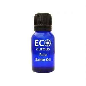 Buy Palo Santo Oil 100% Natural Bursera Graveolens Essential Oils Online - Eco Aurous