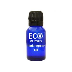 Buy Pink Pepper Essential Oil 100% Natural & Organic Peppercorn Oil Online - Eco Aurous