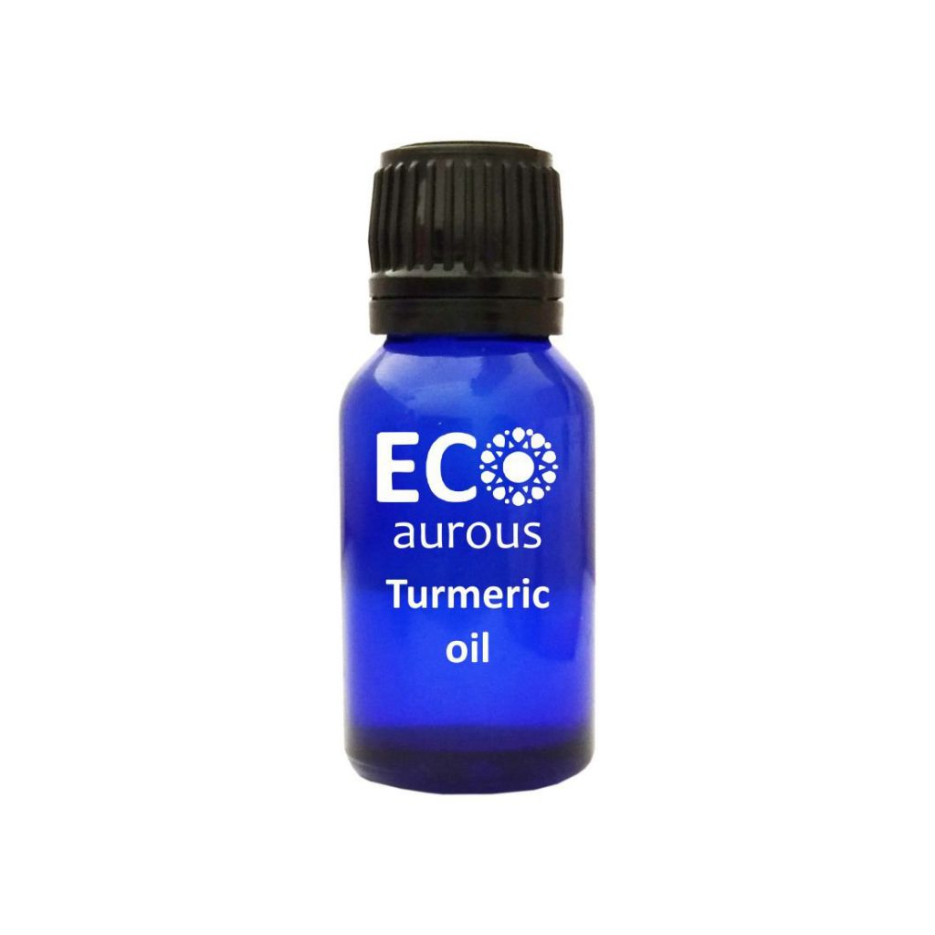 Buy Turmeric Essential Oil 100% Natural & Organic For Skin, Face Online - Eco Aurous