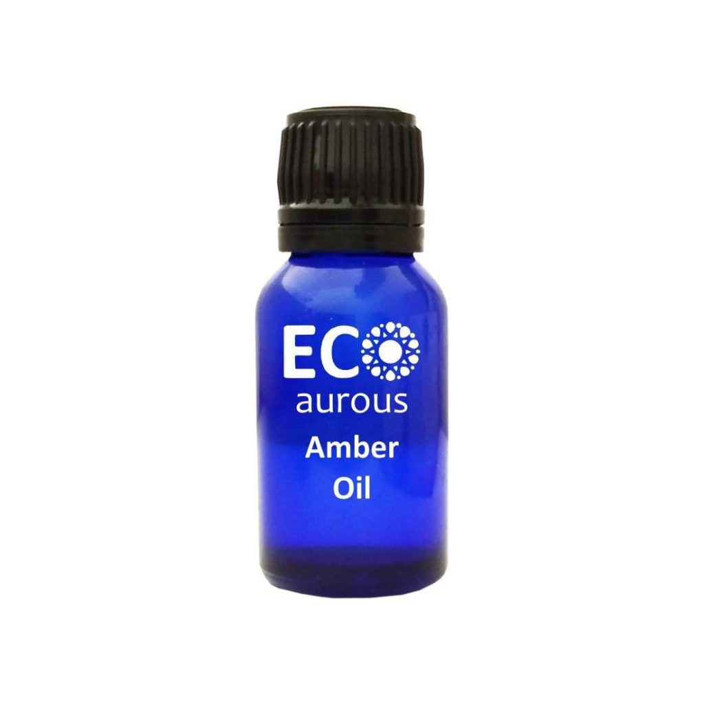Buy Amber Oil 100% Natural and Organic Amber Essential Oils Online - Eco Aurous