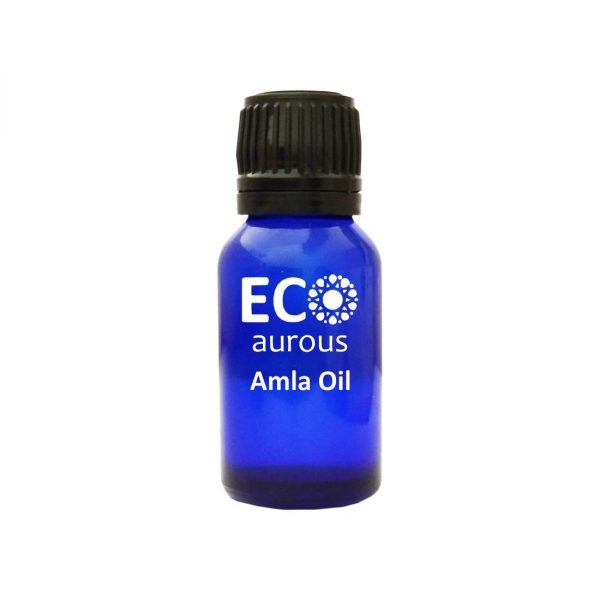 Buy Amla Essential Oil 100% Natural & Organic For Hair Growth Online - Eco Aurous