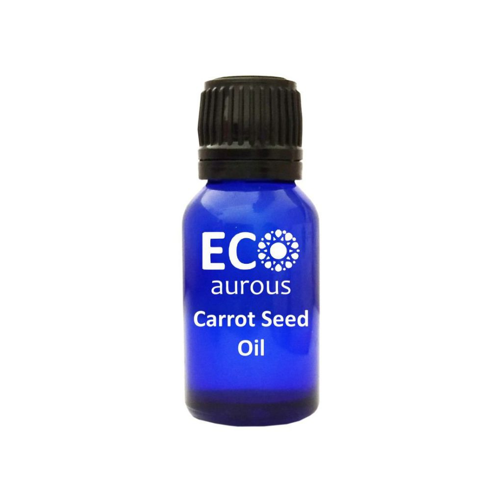 Buy Carrot Seed Essential Oil 100% Natural & Organic for Face, Skin Online - Eco Aurous