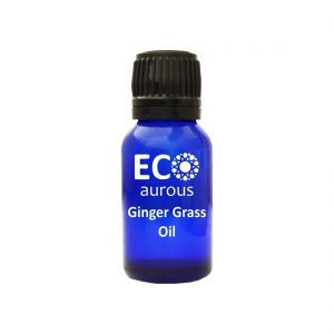 Buy Palmarosa Essential Oil 100% Natural & Organic Gingergrass Oil By Eco Aurous - Eco Aurous