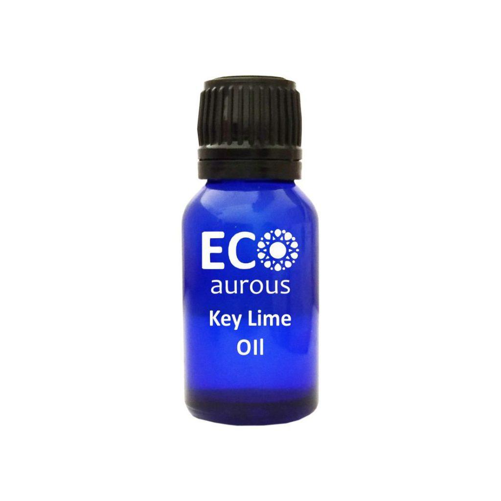 Buy Organic Key Lime Oil 100% Natural Citrus Aurantiifolia Oil Online - Eco Aurous