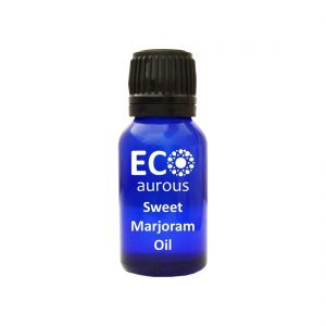 Buy Sweet Marjoram Essential Oil 100% Natural For Aromatherapy Diffuser - Eco Aurous