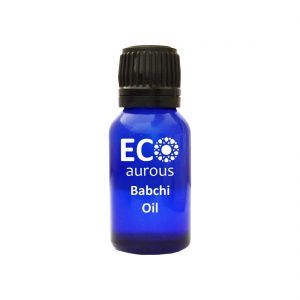 Buy Organic Babchi Oil 100% Natural & Pure Bakuchiol Essential Oil Online - Eco Aurous