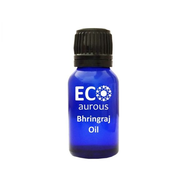 Buy Bhringraj Oil 100% Natural & Organic Bhringraj Essential Online Oil By Eco Aurous - Eco Aurous