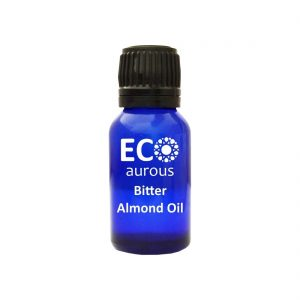 Buy Organic Bitter Almond Essential Oil 100% Natural For hair, Skin Online - Eco Aurous
