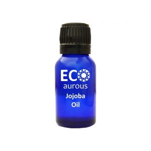 Buy Organic Cold Pressed Jojoba Oil 100% Natural For Hair, Face Online - Eco Aurous