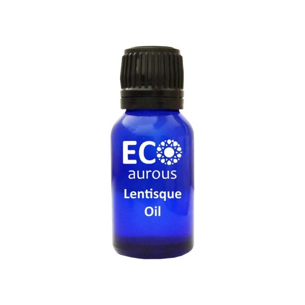 Buy Lentisque Leaf Essential Oil 100% Natural & Organic for Skin, Hair Online - Eco Aurous