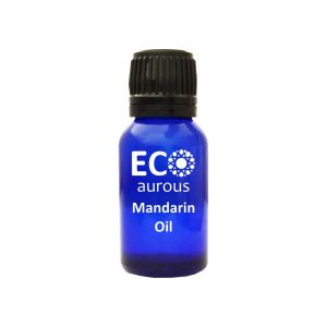 Buy Mandarin Essential Oil 100% Natural & Organic for Skin and Hair Online - Eco Aurous