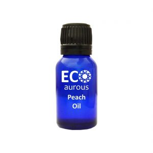 Buy Peach Essential Oil 100% Natural & Organic For Skin, Hair Online - Eco Aurous