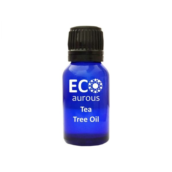 Buy Tea Tree Essential Oil 100% Natural Melaleuca Oil For Face, Acne Online - Eco Aurous
