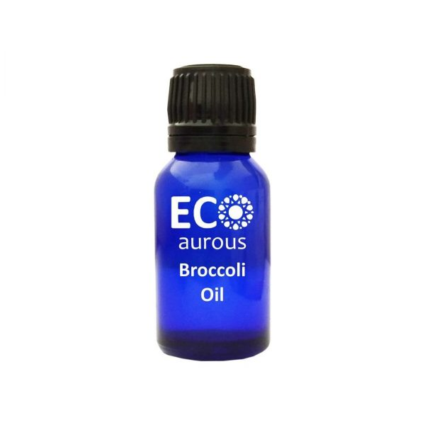 Buy Organic Broccoli Oil 100% Natural For Hair and Skin Online