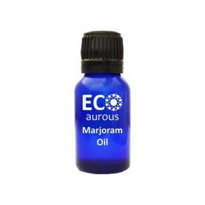 Buy Marjoram Essential Oil 100% Natural & Organic Origanum Majorana Online - Eco Aurous