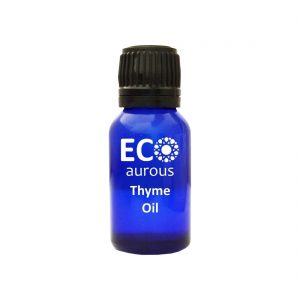 Buy Thyme Essential Oil 100% Natural & Organic Thymus Vulgaris Oil Online - Eco Aurous