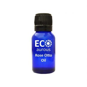 Buy Rose Otto Essential Oil 100% Natural & Organic For Skin, Hair Online - Eco Aurous
