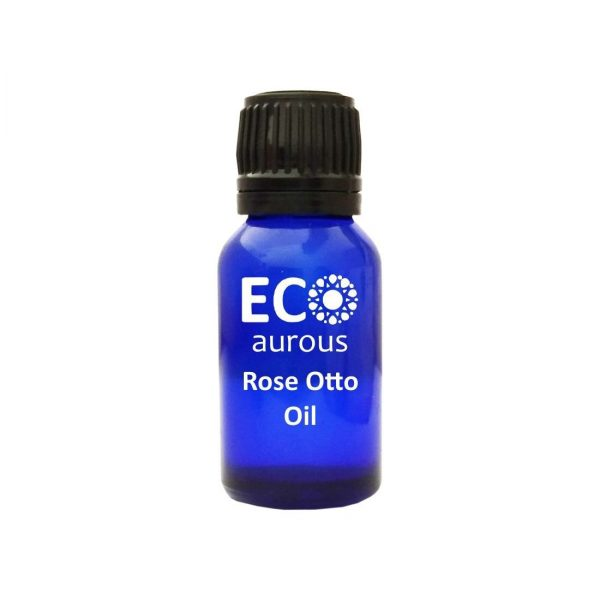 Buy Rose Otto Essential Oil 100% Natural & Organic For Skin, Hair Online