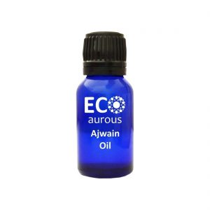 Buy Ajwain Essential Oil 100% Natural & Organic Ajowain Oil Online - Eco Aurous