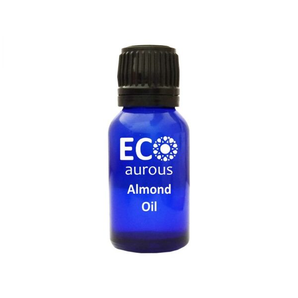 Buy Almond Carrier Oil 100% Natural & Organic For Hair, Skin Online - Eco Aurous