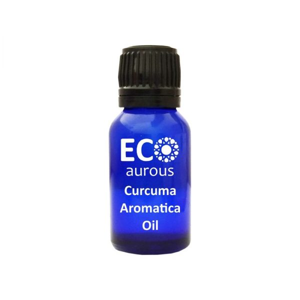 Buy Curcuma Aromatica Essential Oil 100% Natural Wild Turmeric Online - Eco Aurous