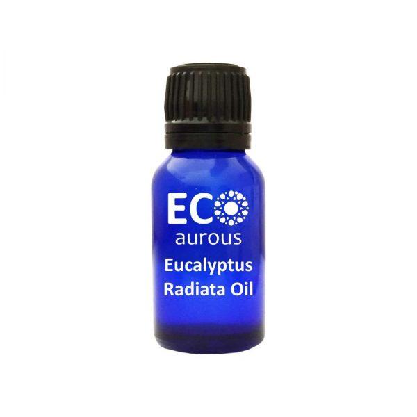 Buy Eucalyptus Radiata Essential Oil 100% Natural For Babies Online - Eco Aurous