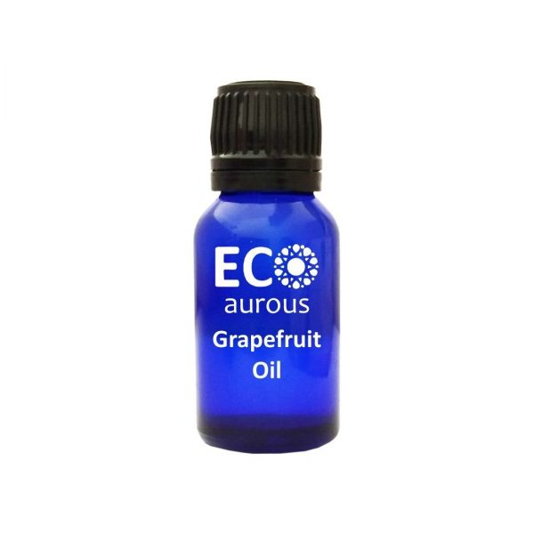 Buy Grapefruit Essential Oil 100% Natural & Organic For Skin, Acne Online - Eco Aurous