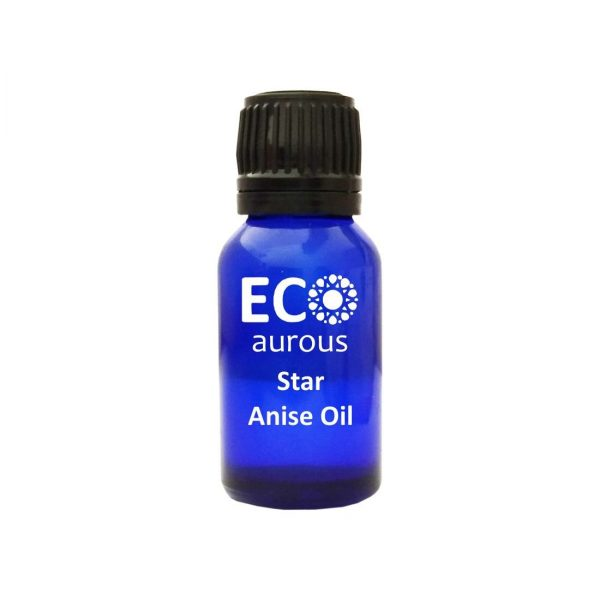 Buy Star Anise Essential Oil 100% Natural & Organic For Face, Acne Online - Eco Aurous