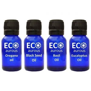 Buy Essential Oils Set for Illness Prevention Online By Eco Aurous - Eco Aurous