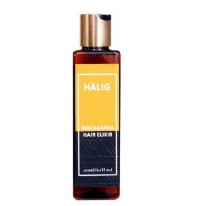 Halig Macadamia Hair Elixir, 200Ml